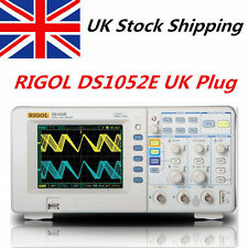 Rigol Oscilloscope 50MHz DS1052E 50Mhz 1G Sample Rate Authorized UK Stock