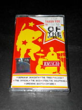 BEAT OF THE STREETS PUNK OI SKA CASSETTE