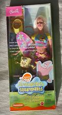 BARBIE DOLL SPONGE BOB SQUAREPANTS BOBBLE BUDDY GIRL DOLL MATTEL NICKELODEON