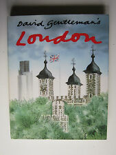 David Gentleman's London Published by George Weidenfeld & Nicolson 1985