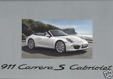 Porsche 911 Carrera S Cabriolet weiß - Minichamps 1:18 - WAP0210130E - neu & ovp