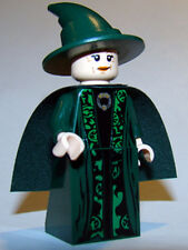 LEGO - HARRY POTTER - Professor McGonagall w/ Cape - MINI FIG / MINI FIGURE