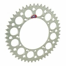 SILVER RENTHAL REAR SPROCKET HUSQVARNA CR WR 125 250 300 360 50T