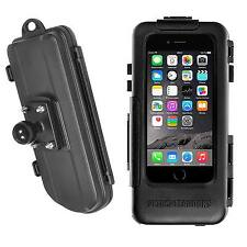 "Moto impermeable estuche duro para Apple iPhone 7 con RAM Mount bala 1"" pulgadas"