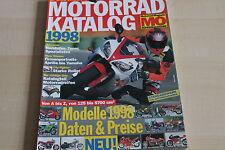 152753) Schermers MO Motorrad Katalog 1998
