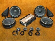 Originales Soundsystem Lautsprecher vorne hinten Set VW Touareg 7L 7L6
