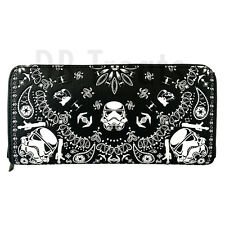 Star Wars Stormtrooper Bandana Wallet by Loungefly NEW! FREE SHIPPING!