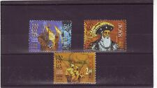 MACAO/MACAU - SG1044-1046 MNH 1998 500th ANNIV VOYAGE TO INDIA - CORRECT DATE