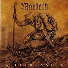 MACBETH - WIEDERGÄNGER (LIMITED DIGIPAK)  CD  14 TRACKS THRASH METAL  NEU