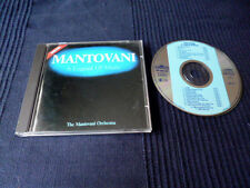 CD Mantovani Orchestra A Legend Of Music Best Of 1986 21 Titles W-Germany Hits