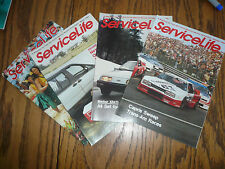 Ford Service Life 1984 Spring Summer Fall Winter - Vintage