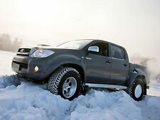 TOYOTA HILUX 2005 - 2010 WORKSHOP SERVICE REPAIR MANUAL 4X4