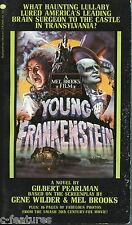 YOUNG FRANKENSTEIN (1974) Mel Brooks MOVIE TIE-IN Paperback + 16-Pages of PHOTOS