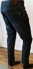 Rodd & Gunn Italian fabric Straight Slim Leg Dark Blue Size 34 Men's # 019