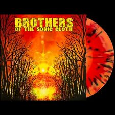Brothers of the Sonic Cloth Self Titled Album SPLATTER VINYL LP Record! tad NEW!