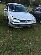 WRECKING VOLKSWAGEN GOLF MK4 2.0L PETROL AUTOMATIC 1998-2004
