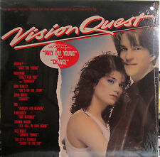 Vision Quest (Soundtrack) Madonna, Style Council,Don Henley,S.Hagar,Journey (ss)