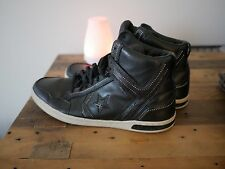 Men's Converse X John Varvatos Weapon Mid  Black/Turtledove Size 11.5 All S