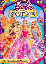 Barbie and The Secret Door [DVD] 2014 by Melissa Lee Anderson; Shelley Dvi-Vardh