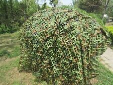 2MX3M Camouflage Jungle Woodlands Camo Net Netting Cover Camping 2016