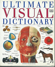 Ultimate Visual Dictionary by Dorling Kindersley Publishing 1998 Paperback Book