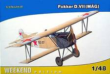 Fokker D.VII (MAG)  Hungarian Red army 1919          1/48 Eduard Weekend Edition