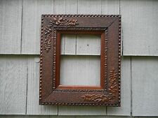 Antique Aesthetic Victorian era Gesso Picture Frame wth Wood Liner fits 8 x 10