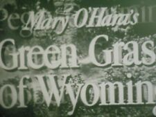 16mm    Green Grass of Wyoming 1948 Peggy Cummins Charles G.Clarke Burl Ives
