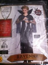NEW! RAVENNA Halloween Costume Women's Snow White Huntsman BONUS DAGGER