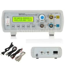 2MHz Dual Channel DDS Function Signal Generator Sine/Square Wave Sweep & Counter