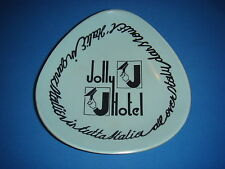 RARE JOLLY HOTEL CENDRIER COUPELLE MEBEL ITALY VINTAGE 60's ramasse monnaie TBE