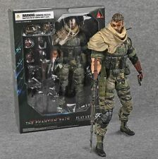 METAL GEAR SOLID | Figura 27cm v the phantom pain Figure Play Arts solid snake
