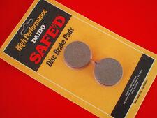 DAIDO (NOS) Disc Brake Pads Yamaha 75 RD200 (FR) 76-77 RD200DX DX Vintage