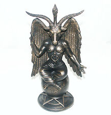 Nemesis Now Baphomet Antiquity Mythical Figure Wiccan Pagan Occult Goat 26cm