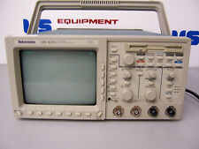 7906 TEKTRONIX TDS420A 4 CHANNEL DIGITIZING OSCILLOSCOPE 200 MHZ 100 MS/S