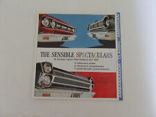1965 Rambler American Classic Ambassador brochure 3 great new Ramblers for '65
