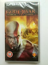 God of War: Chains of Olympus For Sony PSP (New & Sealed)