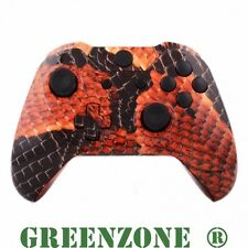 Red Dragon Escala Xbox One Reemplazo controlador Shell Mod Kit + Kit Botones Mod