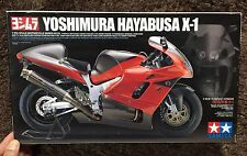 SUZUKI YOSHIMURA HAYABUSA X-1  1/12 MODEL KIT TAMIYA JAPAN