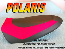 Polaris RMK 2005-07  Red and Black Replacement seat cover 539A