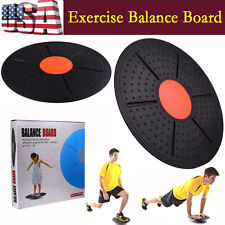 New Professional Training Fitness Exercise Stability Wobble Disc Balance Board