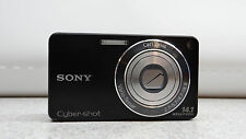 Sony Cyber-shot DSC-W350 14.1 MP Digital Camera - Black