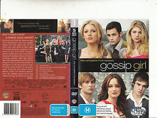 Gossip Girl-2007-TV Series USA-The Complete First Season-[5 Disc Set]-DVD