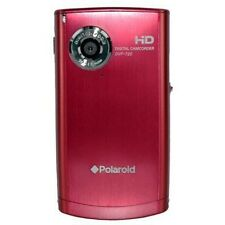 Polaroid DVF-720 - 32MB Digital Camcorder - 3x Optical Zoom & 2.4-Inch LCD - Red
