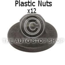 Clips panneau écrous en plastique 5 mm bmw série 3 / x1 / x3 / z4 / Mini Clubman 12666mu 12 Pack