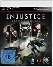 Playstation 3 Injustice Götter unter uns Neuwertig