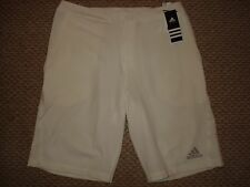 NWT Adidas Competition Barricade Tech Edge Bermuda Tennis Shorts S11463 XL