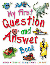 My First Question and Answer Book by Miles Kelly Publishing Ltd (Paperback,...