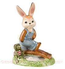 Goebel Naturfreunde Der Hase und seine Freunde mit Frosch Ostern Neuheit 2014