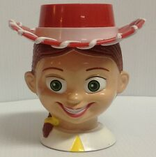 Jessie Cowgirl Plastic Drinking Cup LOOK Disney Pixar Toy Story Movie Character